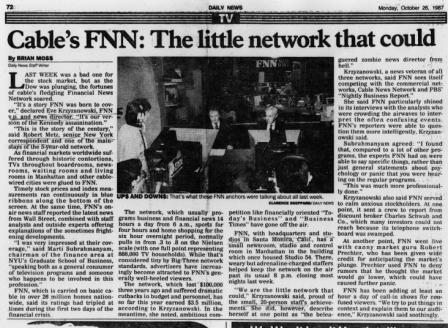 FNN - Little Network That Could small