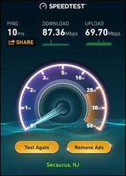 Portal Speedtest
